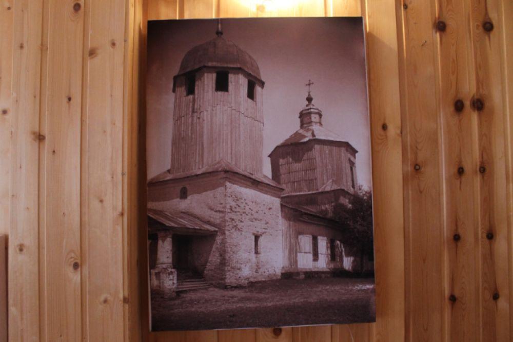 Утраченная Богоявленская (Крещенская) церковь