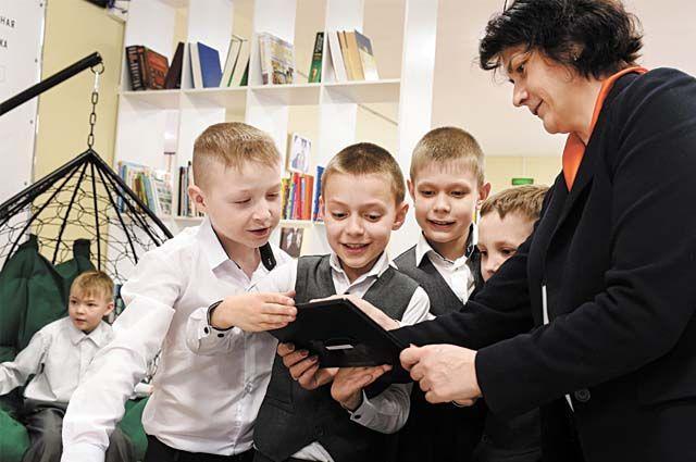Первая модельная библиотека Удмуртии появилась в прошлом году в Ижевске.