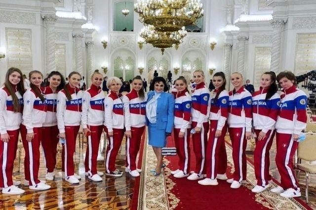 Свердловчанка поборется за олимпийскую медаль по художественной гимнастике