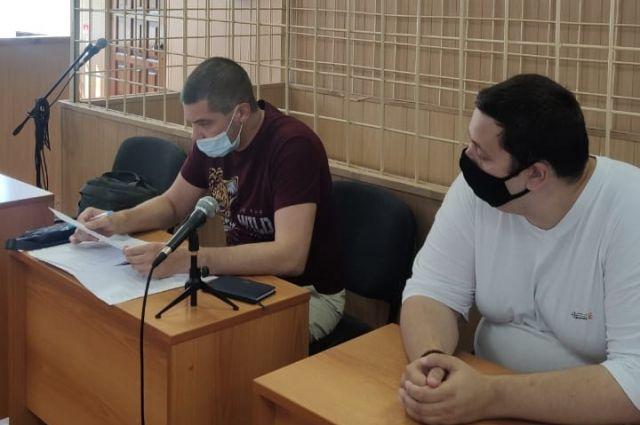 Орчанин оказался на скамье подсудимых в рамках дела о реабилитации нацизма.