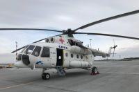 В ожоговый центр оренбурга санавиацией доставили троих девочек, получивших электротравмы.