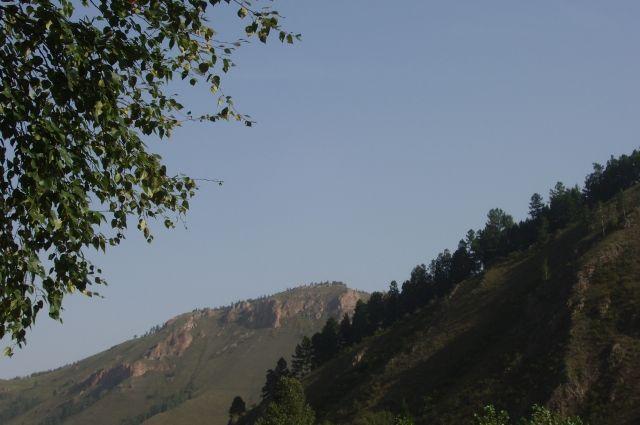 Длина лестницы на Торгашинский хребет составит 1100 метров