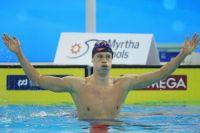 Украинский пловец установил рекорд на Олимпийских играх