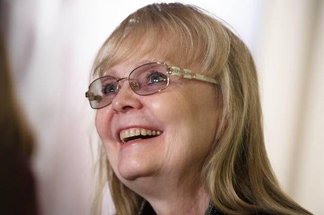 Наталия Белохвостикова.