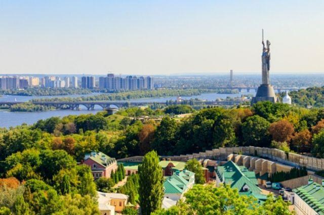 Какие улицы перекроют в Киеве 28 июля