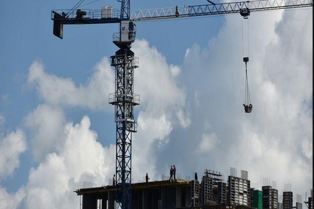Достроить дом планируется в течение шести месяцев