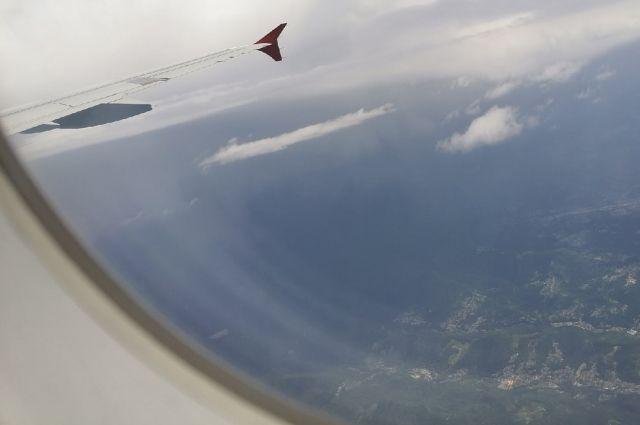В Оренбурге возобновили авиаперелеты на курорты Турции.