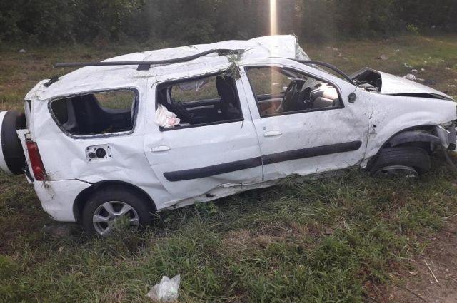 В Адыгее в аварии погиб 62-летний житель Кошехабльского района