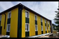 В детской поликлинике Уренгоя ведется капитальный ремонт