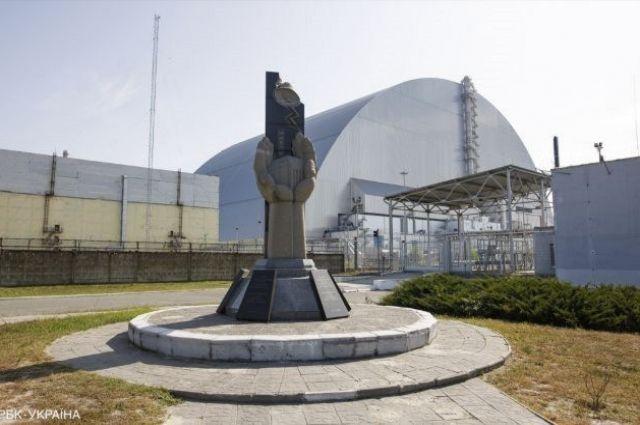 Неизвестные заминировали Чернобыльскую АЭС.