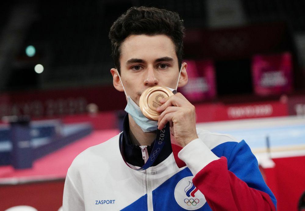 Михаил Артамонов завоевал бронзовую медаль в соревнованиях по тхэквондо в весовой категории до 58 кг среди мужчин