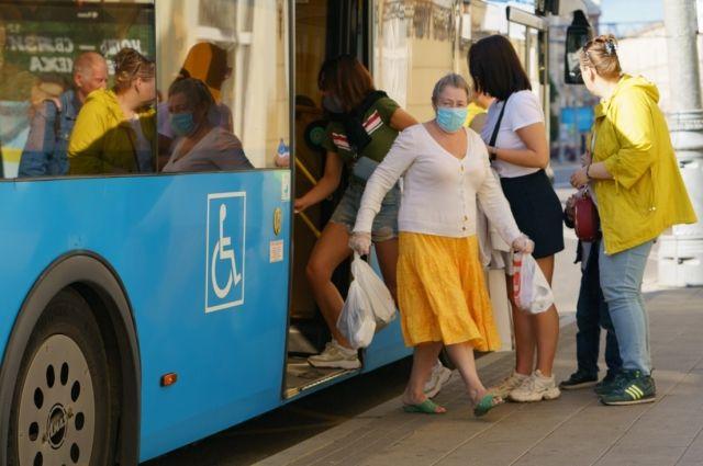 В Оренбурге возобновлена работа троллейбуса № 4, чей маршрут соединяет 24-микрорайон и район Малой Земли.