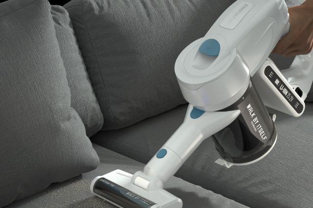 Новый беспроводной пылесос Polaris PVCS 4000 HandStickPRO станет идеальным помощником в доме.