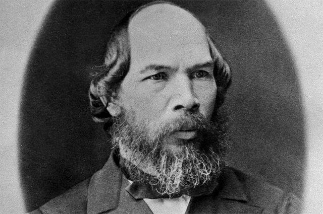 Илья Николаевич Ульянов (1831-1886), отец В. И. Ленина. Репродукция фотографии 1882-1883 года.