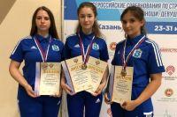 Ноябрьские стрелки стали серебряными призёрами первенства России