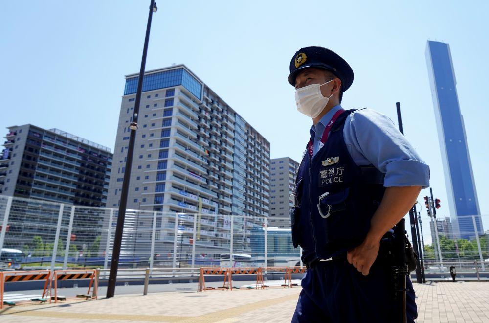 Столичная полиция Токио (Япония)