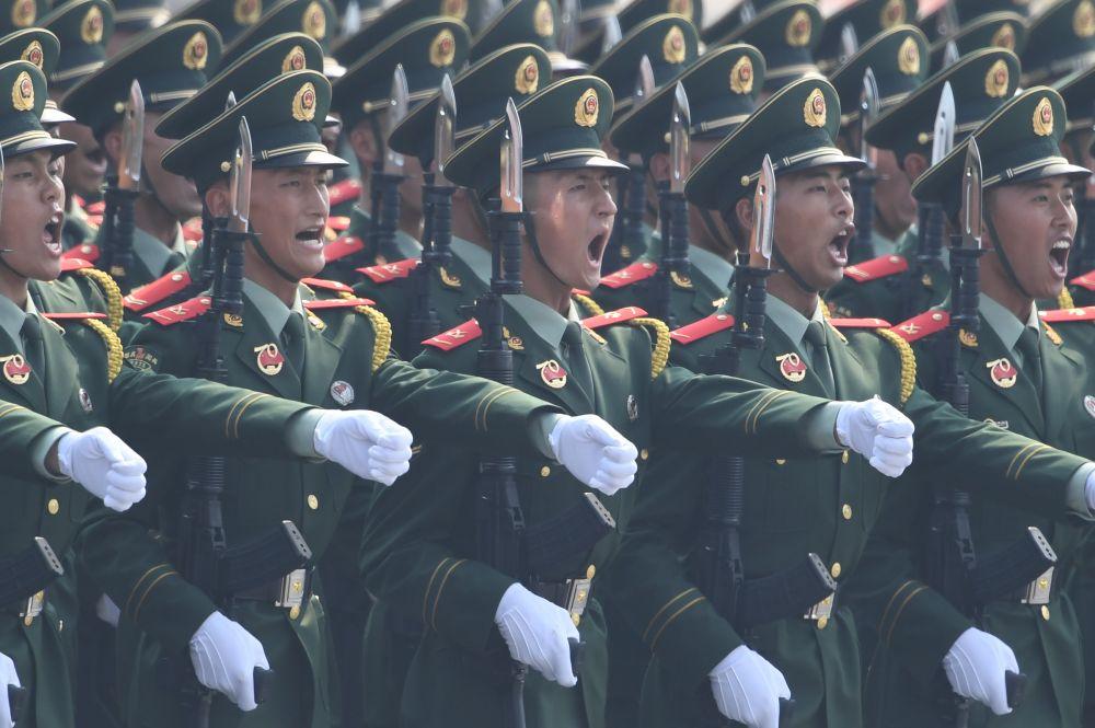 Народная вооружённая милиция Китая