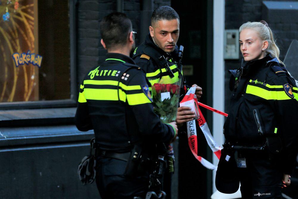 Полиция Нидерландов