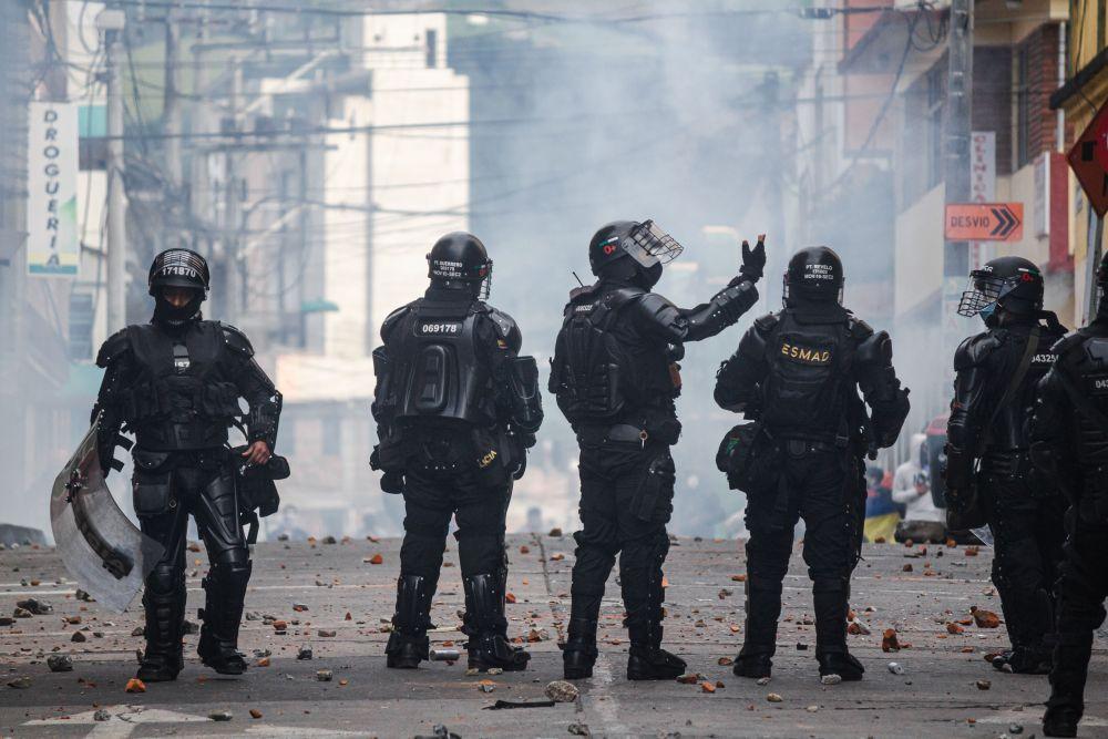 Национальная полиция Колумбии