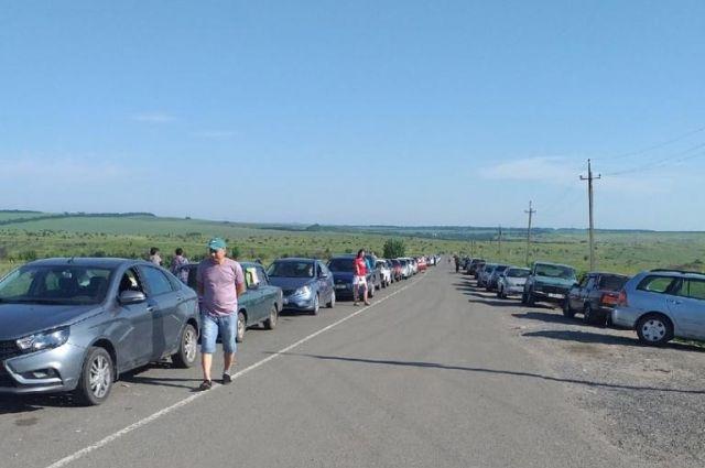 Жители Донбасса рассказали о сложностях пересечения КПВВ со стороны ОРДО