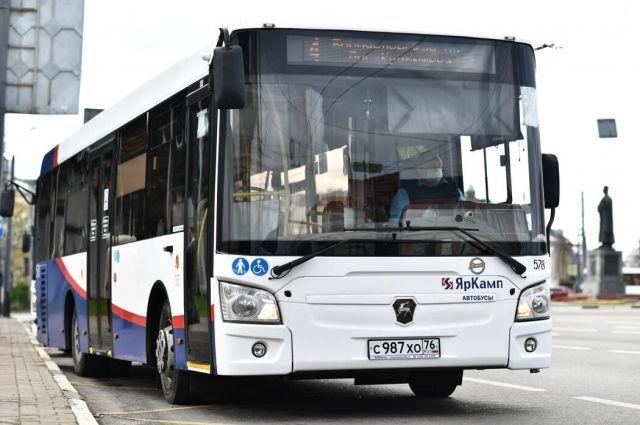 При проверке автобусов в Ярославле сотрудники ГИБДД нашли нарушения