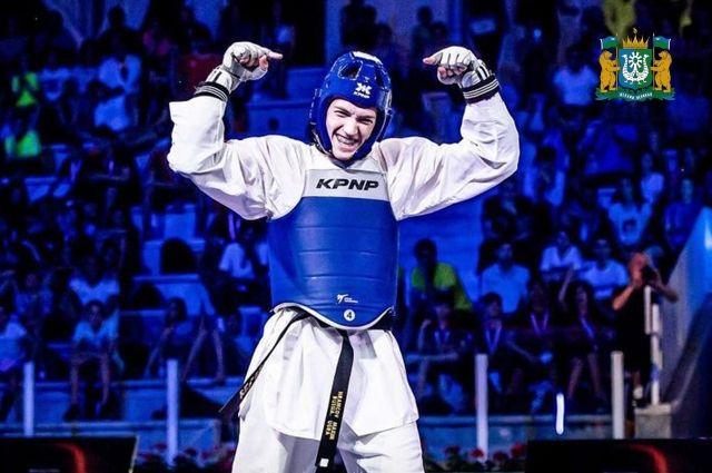 Победу югорчанина на Олимпиаде оценили в Союзе тхэквондо России