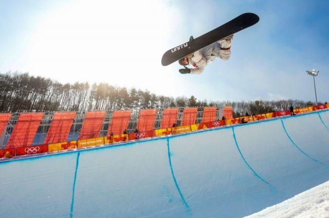 Красноярск уже принимал соревнования мирового уровня по сноуборду.