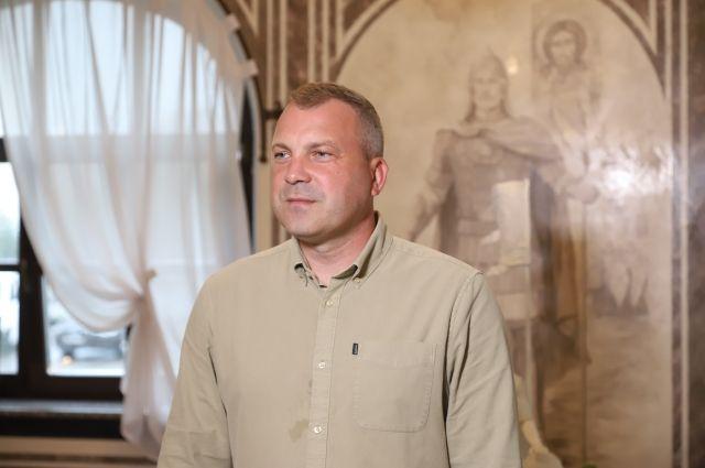 Евгений Попов поспособствует установке памятника князю Александру Невскому