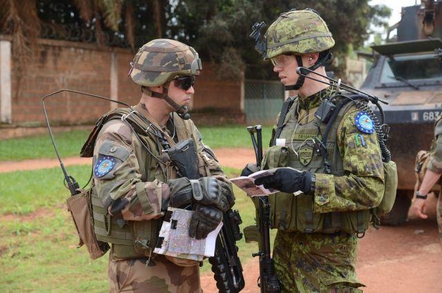 Украина будет задействована в миротворческой миссии ЕС в Боснии