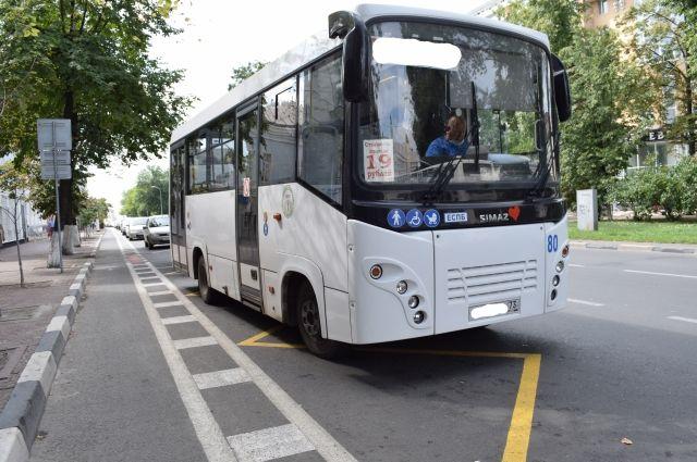 В Ульяновске возобновит работу автобусный маршрут №91
