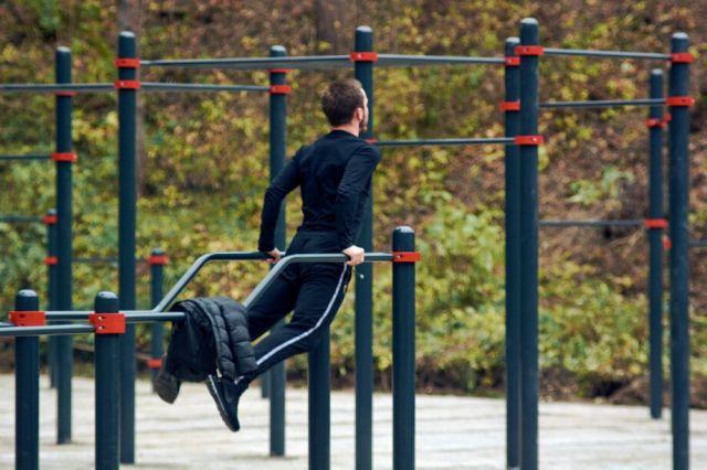 Новая спортивная зона появится в муниципалитете уже в этом году