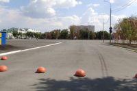 Общественный транспорт не пустят на площадь Ленина в Оренбурге из-за ремонта улиц.