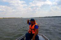 В Оренбуржье в реке Урал утонули двое.