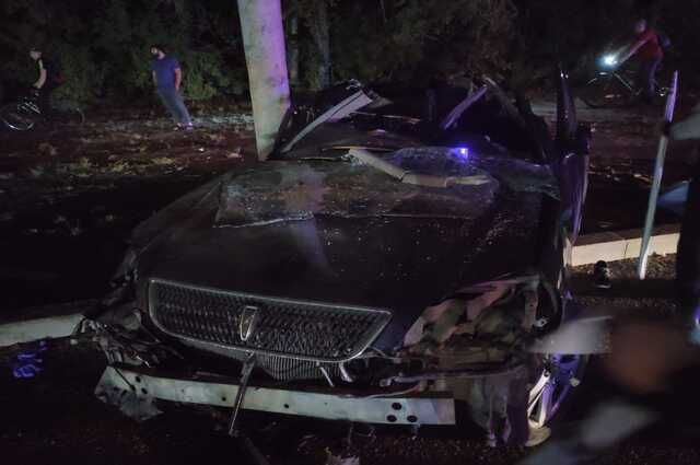 Минувшим вечером в ДТП погибло два молодых тюменца