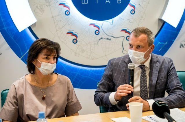 Попов предлагает создать единую систему сбора и утилизации отходов