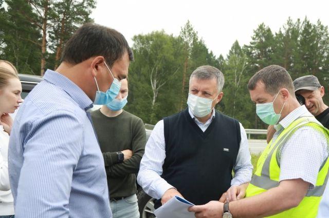 Игорь Кобзев взял под личный контроль строительство объездов вокруг населенных пунктов.
