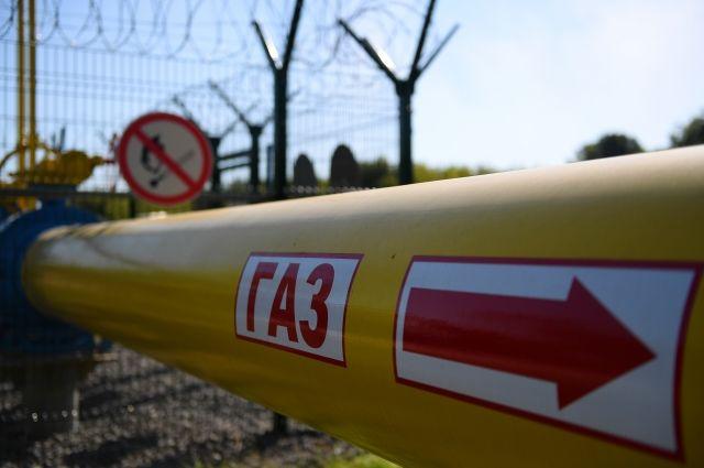 Россия сократила транзит газа в подземные хранилища Европы