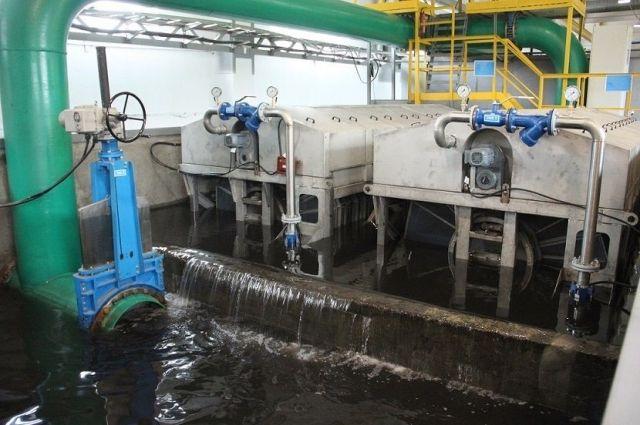 за три последних года доля очищенных вод, сбрасываемых в бассейны рек Томи, Ини и Чулыма, увеличилась на 63,3%.