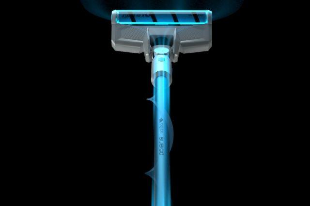 Беспроводной пылесос Polaris c УФ-лампой: дезинфекция дома и без усилий.