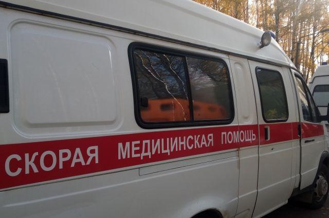 Пострадавший скончался до приезда скорой помощи.