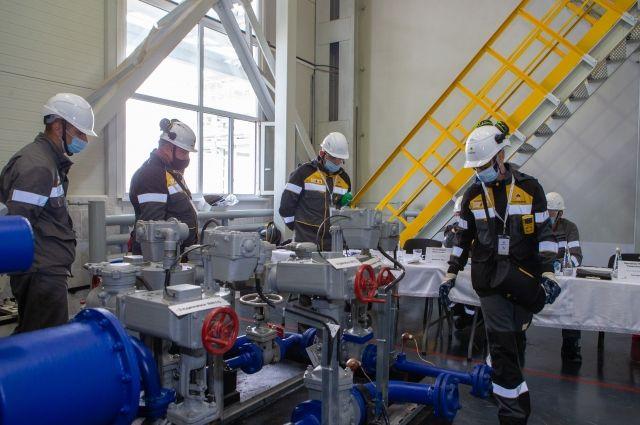 Сотрудники «Оренбургнефти»  вошли в число победителей конкурса профессионального мастерства.