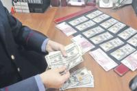 Пересчитывать изъятые у подозреваемых деньги, нажитые неправедно, тоже кропотливое дело
