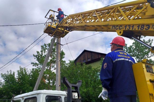 Специалисты «ЭнергосбыТ Плюс» провели рейд по должникам в Октябрьском районе Орска.