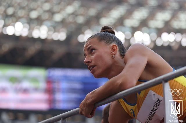 Бех-Романчук не смогла завоевать медаль на Олимпиаде