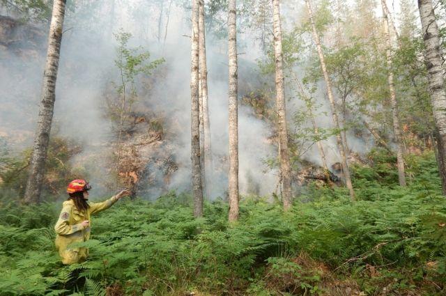 Анна вступила в Общество добровольных пожарных.