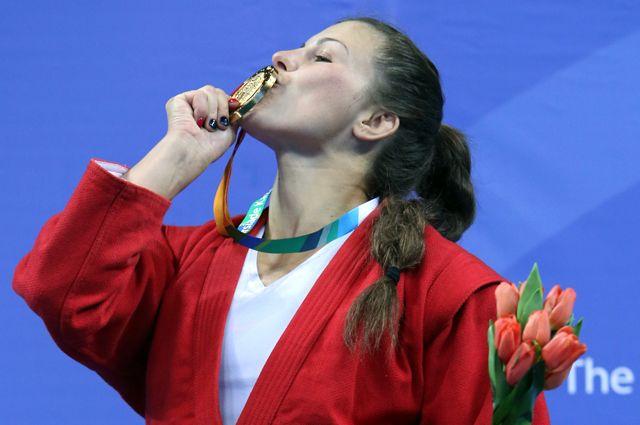 Марина Мохнаткина.