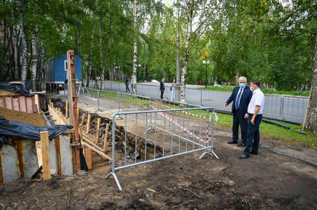 Памятник откроют в юбилейный день Республики Коми – 22 августа 2021 года.