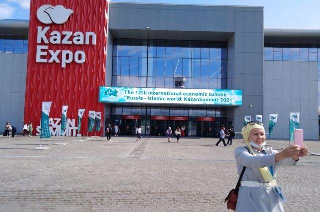 На саммит в Казань прибыли гости из 60 стран и 37 регионов России.