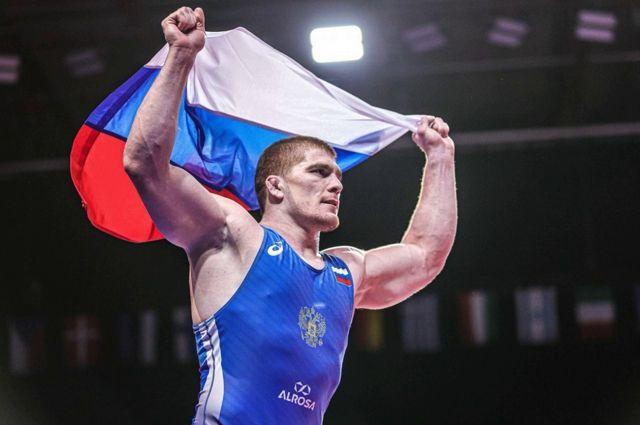 Калининградский борец Муса Евлоев принес России 13-е золото Олимпиады