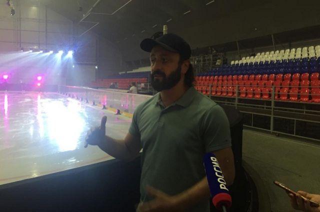 Первая в СКФО школа зимних видов спорта открылась в Ессентуках
